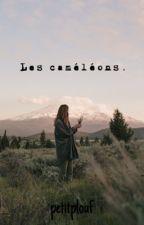 Les caméléons  by petitplouf