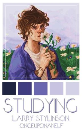 Studying  | Larry S.♡ by onceuponanelf