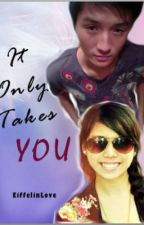 It Only Takes You (JaLec FanFic) by EiffelInLove