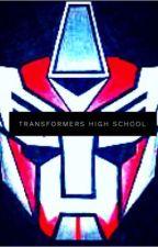 Transformers High by Venusdrago