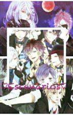 Diabolik Lovers ♡escenarios/reacciones♡ by SofiaPrado9