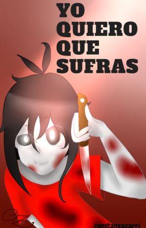 YO QUIERO QUE SUFRAS (Gold x Fred) by PieDulceAmargo