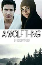 A Wolf Thing | Paul Lahote by besidemybieber