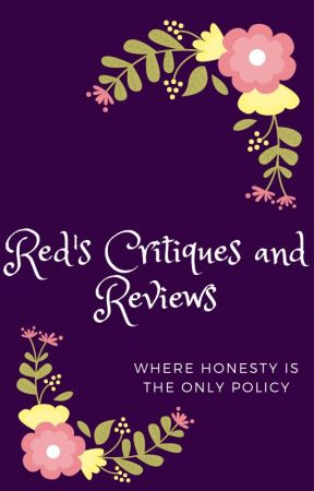 Red's Critiques and Reviews by redbadge