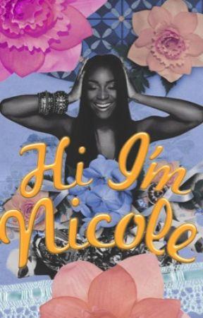hi i'm nicole by haysyn