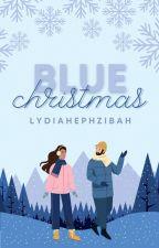 Blue Christmas by hennwick