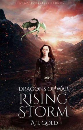 Dragons of War - Rising Storm by AustrealisInk