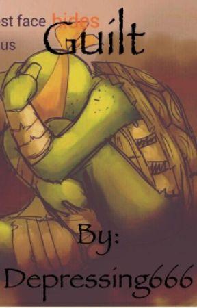 Guilt - .TMNT.  by ta11yman
