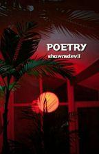 poetry × sprm by shawnsdevil