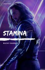stamina (bucky barnes) by sebstanny