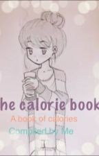 The calorie book by skinny_love7