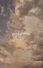 wake me, liam dunbar.  by raspberrylimeade