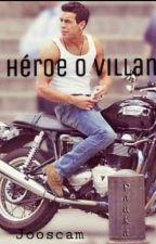 H héroe o villano  (Mario Casas) by camallel888