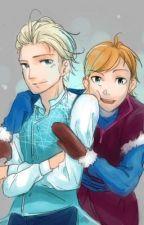 Frozen (Male Verisons) by AnnaFrozen2