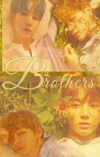 Brothers[YoonMin/Vkook]  by LxVeTaenie