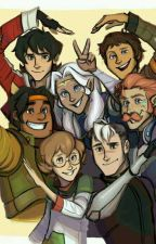 Voltron-The Another Three Loins by FairyTail_Shipper_12