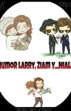 Humor Larry, Ziam... y Niall. by Soy_Jarri_Estails