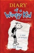 Diary of a wimpy kid (movie and published book) by annaavamaya_