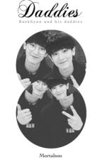 (m) daddies • chanbaek  by Mortalsoo