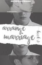 Arrange Marriage (3); J.J.K by bts7imagines