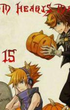 Kingdom Hearts Magazine Issue 15 by KH_Anime_Magazine