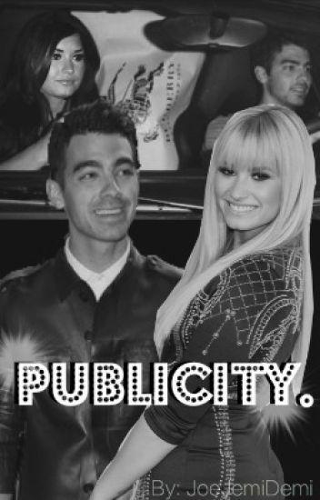 Publicity.[Jemi]