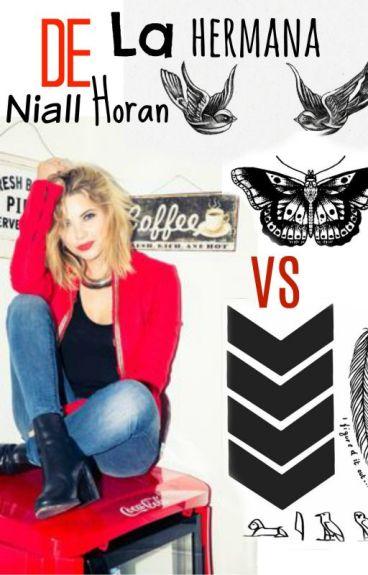 La hermana de Niall Horan ➳One Direction|Editando|