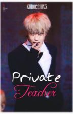 Private Teacher || jikook by KurocchiX3
