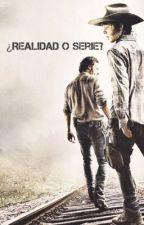 ¿Realidad o serie?  by Panchaa__