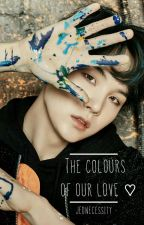 The colours of our love [Yoonmin] [One Shot] © by jeonecessity