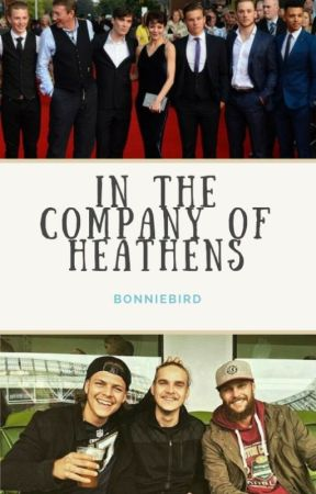 In the company of heathens by bonniebird