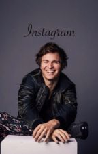 Instagram • Ansel Elgort • by pathie14
