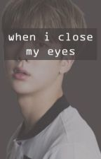 When I Close My Eyes •  Kim Seokjin by xgoldenxmaknaex
