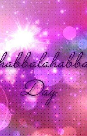 International Schabbalahabbala Day🌼🌺❤️ by Schabbalahabbala