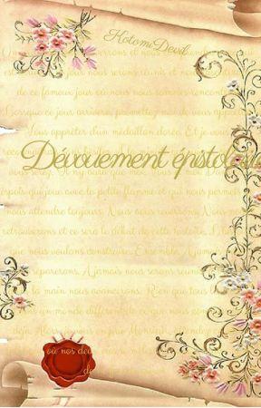 Dévouement épistolaire by KotomiDevil