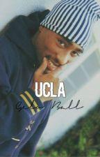 U C L A : Liangelo ball  by -drizzy