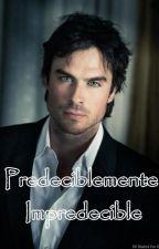 "Damon Salvatore ""Predeciblemente Impredecible"" by little_carot_vampire"