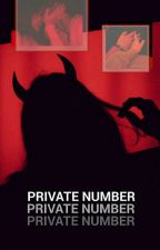 Private number [Teen Series - #2]  by LiviaMoonlight