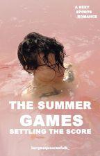 The Summer Games (Larry Stylinson) (Concluída) by larrynoqueerasfolk_