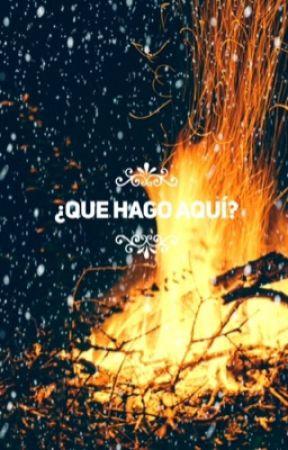 ¿Que Hago Aqui? (¿QHA? #1) by AlyBarragan