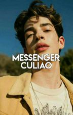 Messenger Culiao #MC1 by aweomendes