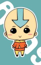 Half Avater (Reader x Aang) by Cookie_Uchiha