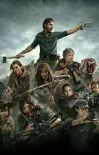 The Walking Dead  by -_-AnthonyPayton-_-