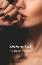 Immortals by TahliePurvis