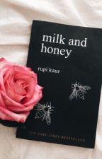 Milk and Honey  by Jenni-maya