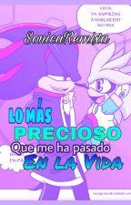 """SHADAMY """"Lo más precioso que me ha pasado en la Vida""""  by SonicaRemixa"""