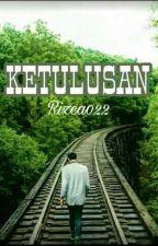 KETULUSAN  by Rizca022