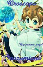 Oroscopo Inazumiano ~ Eleven/Go/Chrono Stone/Galaxy by inazuma_angel
