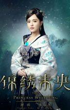 Thứ nữ hữu độc : Cẩm tú Vị Ương (P2 từ C160)- Tần Giản by QueeChaau