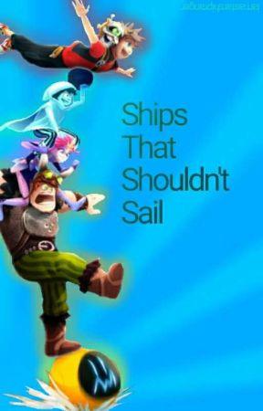 Ships That Shouldn't Sail (Ship Book) by iamastarshipranger